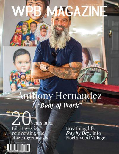 WPB Magazine annual subscription